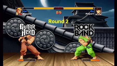 Guitar Hero vs  Rock Band – Part 2: A side by side comparison